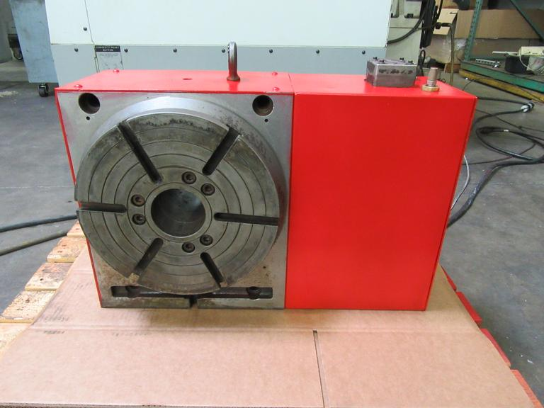 Haas HRT-310 Brush Type 4th Axis Programmable Rotary Table
