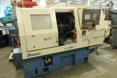 Miyano BND-51SY CNC Turning Center w Sub-Spindle, Live-Milling, Y-Axis, HP Coolant