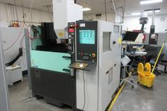 Agie Advance 3 CNC EDM Sinker ( Electrical Discharge Machine) w C-Axis, Electrode Changer