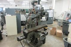 Bridgeport Series I / Prototrak MX2 2-Axis CNC Vertical Toolroom Mill w Kurt Power Draw Bar