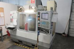 Haas VF-2D CNC Vertical Machining Center, 24 Station ATC, 4th Axis Drive, Probing