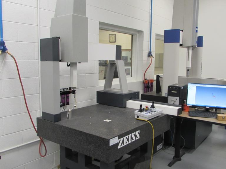 Zeiss C100N DCC Coordinate Measuring Machine - Direct Computer Controlled with Renishaw Probe