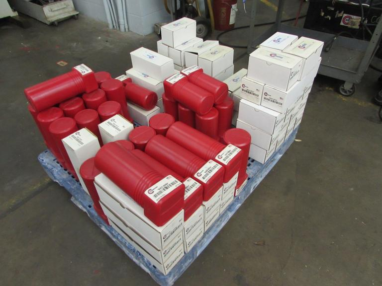 Approx (84) Assorted New Command BT50 Tool Holders