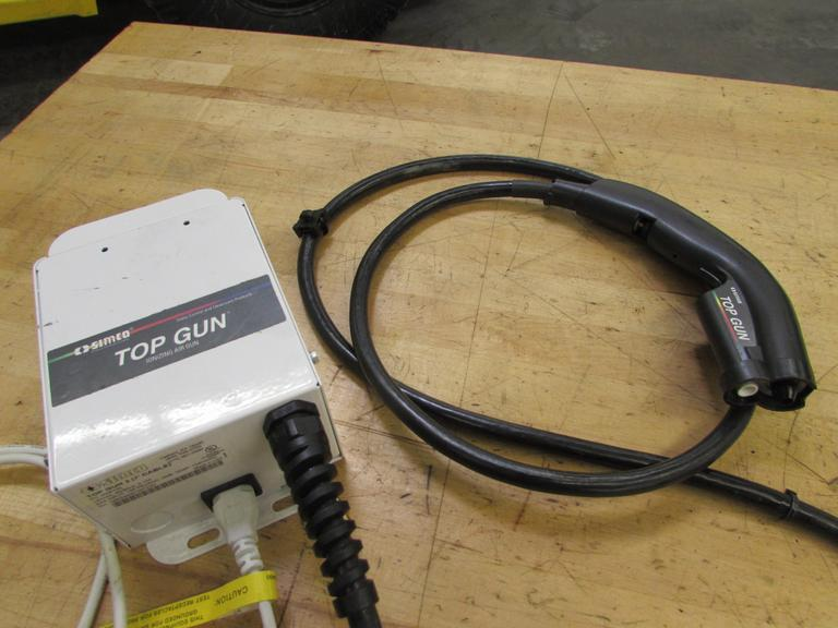 "Simco ""Top Gun"" Ionizing Air Gun with 7' Cable"