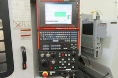Mazak VCN-410A-II CNC Vertical Machining Center with 4th Axis Drive, Programmable Rotary Table, Thru Spindle Coolant