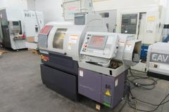 Citizen C16 Type VI CNC Swiss Screw Machine with Citizen CAV16C-IS Magazine Barfeeder
