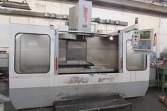 Haas VF-6 CNC Vertical Machining Center with 4th Axis Wiring