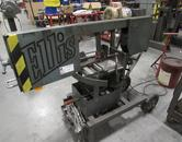 "Ellis 1500 10"" x 11"" Mitering Horizontal Band Saw"