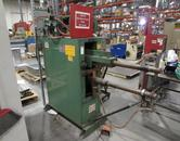 "Spot Weld 75KVA Spot Welder with 32"" Throat and Interlock Control"