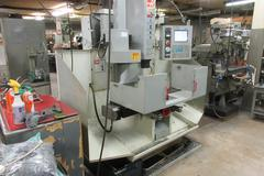 Haas TM-1 CNC Vertical Tool Room Mill with Tool Changer, 6176 Spindle Hours