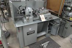Hardinge DV-59 with Production Cross Slide, Turret, Tailstock and More