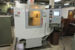 Haas Mini Mill with Chip Auger, Programmable Coolant Nozzle.  3460 Spindle Hours