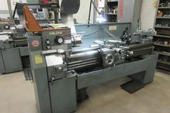 "LeBlond Regal 15"" x 54"" Servo Shift Engine Lathe with 2-Axis DRO, 6-Jaw Chuck and 2-1/4"" Spindle Bore"