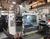 Haas VF-5/50XT 50-Taper CNC Vertical Machining Center with Extended X-Axis Travel, Through Spindle Coolant, High Speed Machining, and more!