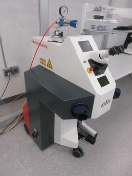 Rofin Baasel Performance Laser Welder w ND:YAG Laser, Leica Microscope, Portable - New 2015