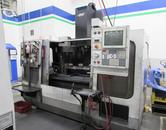Haas VF-4 CNC Vertical Machining Center with Haas Programmable Rotary Table