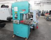 """Startrite Vertical Band Saw with 15-1/2"""" Throat and Blade Welder/Grinder"""