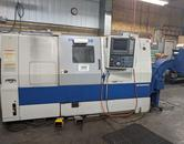 Daewoo Puma 250B CNC Turning Center with Tailstock, Tool Probe and Chip Conveyor