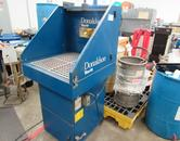 Donaldson Torit DB-800 QS Downdraft Bench With Foot Control and 115 Volt Single Phase Motor